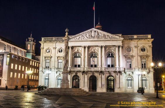 Lisbon Town Hall - Lisboa - Portugal
