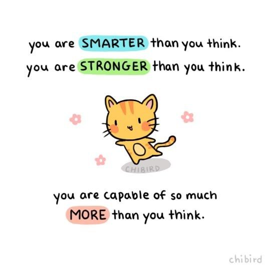 11 Motivational Quotes From Cats Will Have You Feeling Invincible - I Can Has Cheezburger?