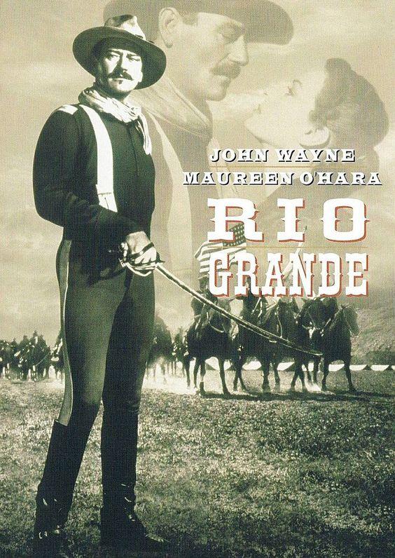 Río Grande es una película estadounidense dirigida por John Ford (1950)