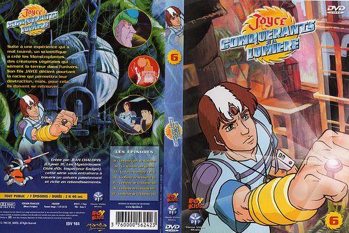 Jayce Et Les Comquérants De La Lumiere - Dvd Volume 06 - 001