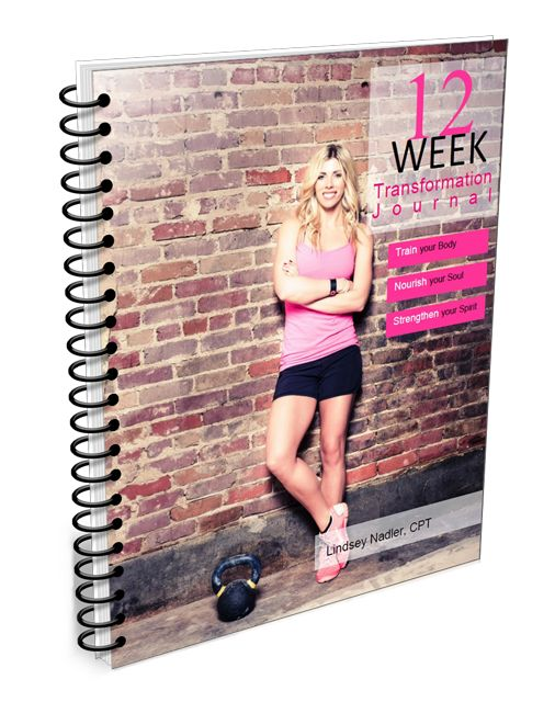 This is an amazing tool for whatever your fitness goals.  I did this along with Lindsay's online training last year.  Going to be starting my 12-Week Transformation Journal again as we begin October 1! Go get yours!