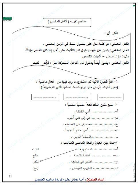 الصف الرابع جميع الفصول لغة عربية مراجعة لجميع مهارات اللغة العربية Arabic Worksheets Learn Arabic Alphabet Learning Arabic