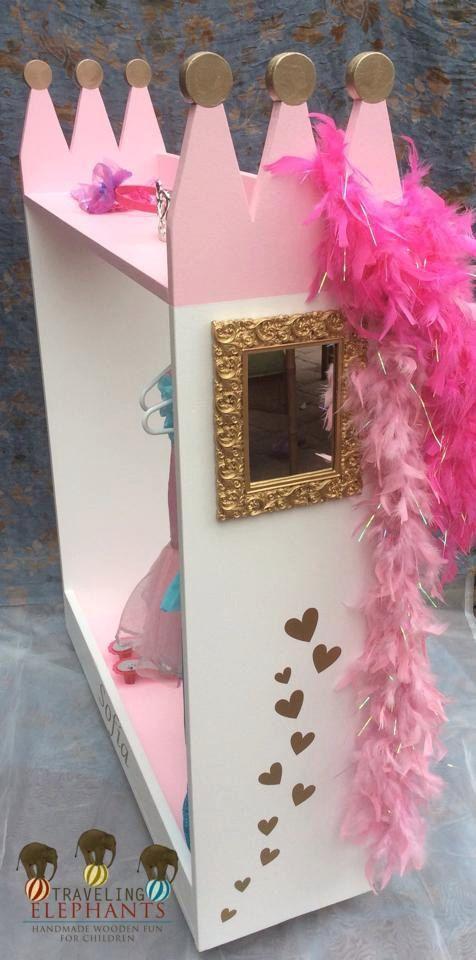 Princess Dress Up Closet For My Friends With Lil Girls   Kids Kids Kids    Pinterest   Princess, Playrooms And Girls