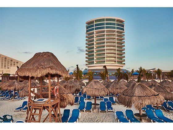 Grand Prize Is A 2 000 00 Three Night Getaway For Two To The Seadust Cancun Family Resort In Cancun Mexico The Id Resort Getaway Cancun Family Resort Resort