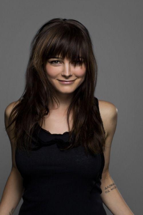Bojana Novakovic Plays Marti In The Sci Fi Western Tv Series