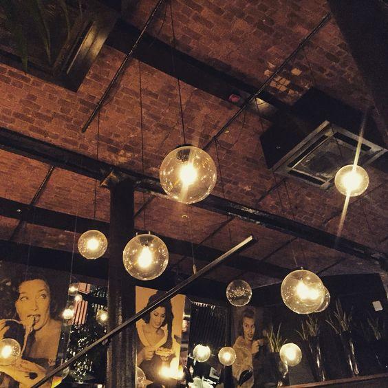 #filamentlamps #restaurantlighting