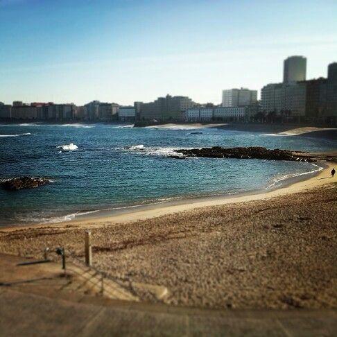 A Coruña es única.