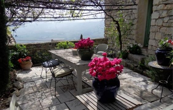 Malta terrace