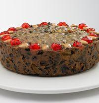 Alison Holst Christmas Cake