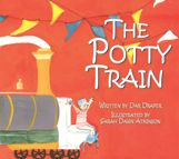 A useful tool in getting on one of the most important trains in a toddler's life. Download the audio Potty Train Chant the website. Dar Draper is founder of Bee Creative & Co and is on staff at the Refuge in Concord, NC
