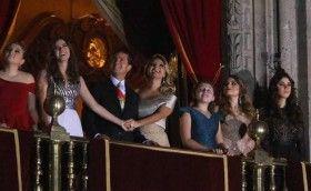 "Exhibe ""The Guardian"" a hijas ""malcriadas"" de Peña Nieto"