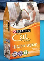 FREE Sample: Purina Cat Chow (+ Coupon!)