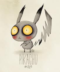 tim burton pokemon - Google Search
