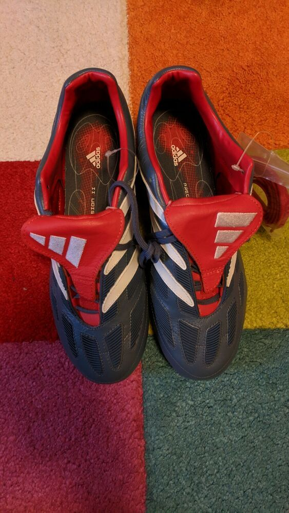 Advertisement Ebay Adidas Predator Precision Ii Remake Fg Uk9 5 Adidas Predator Mens Football Boots Soccer Boots