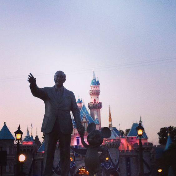 Disneyland was so much fun