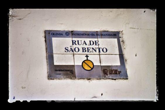 Rua de São Bento.