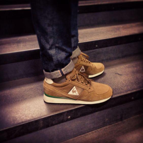 Le coq sportif Eclat #retrorunning #shoes #sneakers