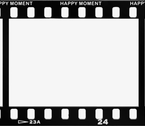 Film Clips Border Film Frame Black Png And Vector With Transparent Background For Free Download Polaroid Frame Polaroid Frame Png App Frame