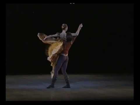 JEROME ROBBINS- IN THE NIGHT/ Voloboueva,Krippson/