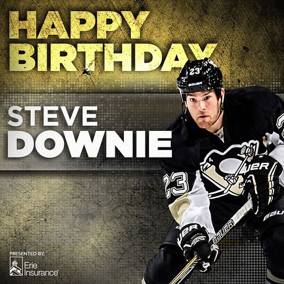 Happy 28th birthday Downie!