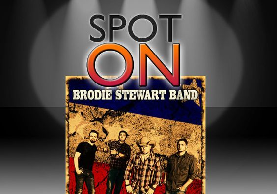 Spot On: Brodie Stewart Band #SpotOn #BrodieStwewartBand #QandA