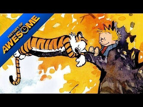 Calvin & Hobbes Is Still One of Comics' Most Brilliant Works - YouTube