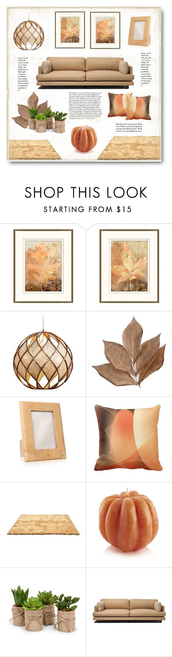 """autumn"" by jana-masarovicova ❤ liked on Polyvore featuring interior, interiors, interior design, home, home decor, interior decorating, Pottery Barn, Varaluz, Bliss Studio and Alviero Martini 1° Classe"