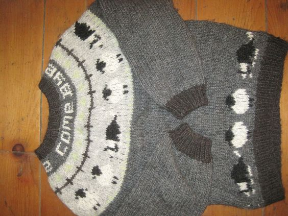 Knitting Pattern For Border Collie : Great border collie sweater The Joy of Knitting Pinterest Wool, Border ...