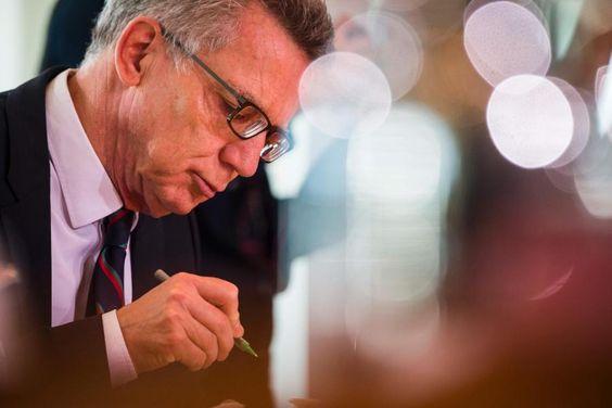 """""""Wissen nicht, wer wir sind"""": Der Innenminister beobachtet ein mangelndes…"""
