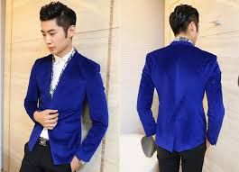 Image result for dress pattern with blue velvet blazer for men