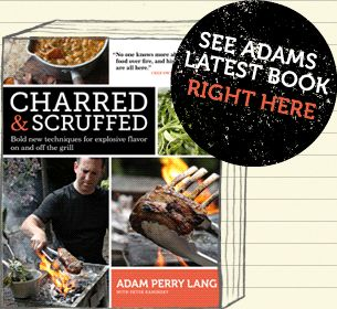 BBQ Double Lamb Chop Inferno - Adam Perry Lang | Recipes-BBQ ...
