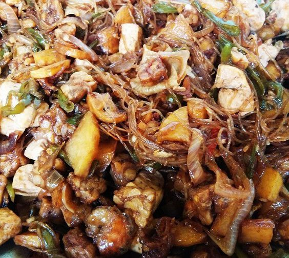 Bubur Gurih Femina Resep Masakan Indonesia Resep Masakan Masakan Indonesia