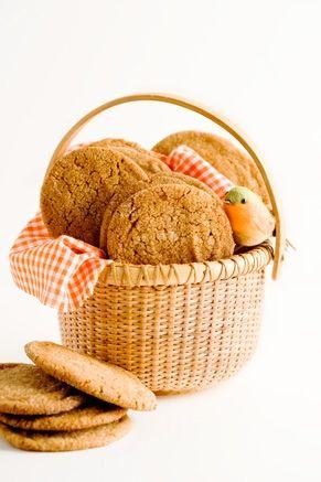 Ginger Cookies #pauladeen
