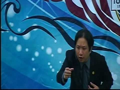 2011年國語組幽默演講第一名 陳翰緯