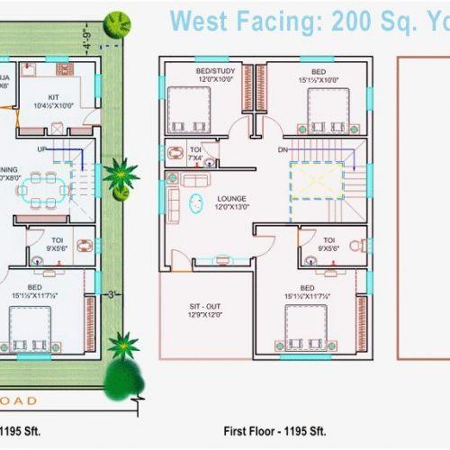 West Facing House Plan New West Face House Vastu Plans Pendulumdancetheatre West Facing House House Plans With Pictures House Plans