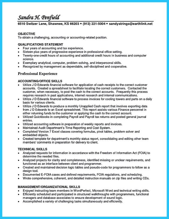 Account Receivable Resume sample cover letter for accounts receivable Accounts Receivable Resume Presents Both Skills And Also The Strengths Of The Candidate In Good Format