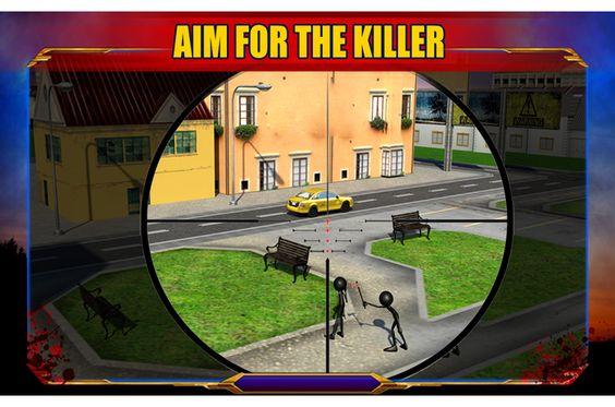 Download game Stickman Sniper Shooting 3D for Android tablets Asus ...