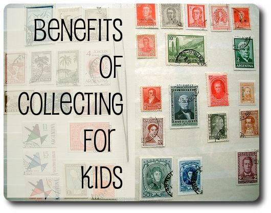 Benefits of Collecting for Kids