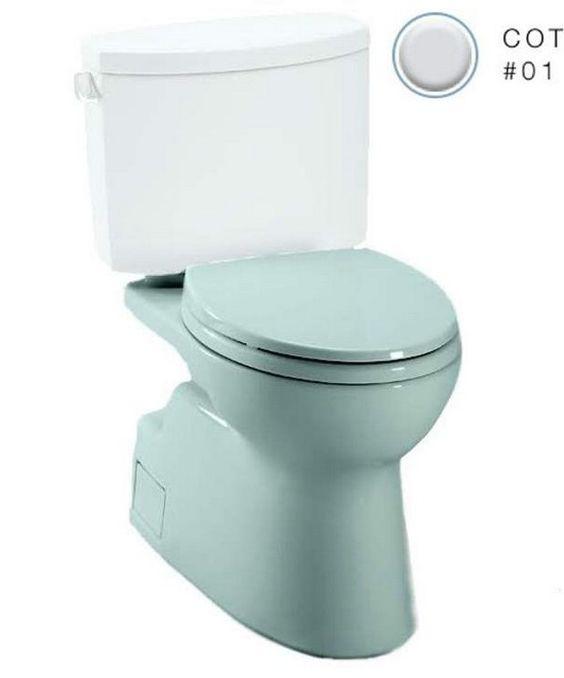 Vespin II Elongated Toilet Bowl