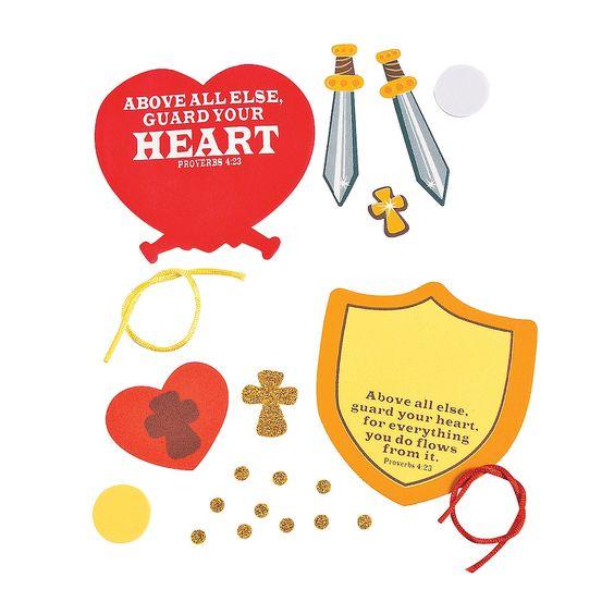 Christian Valentines Day Crafts