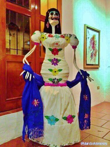 """La Noche de """"La Cantada"""" (Día de Muertos). Naolinco, Veracruz México. Viajero Con-Sentido"""