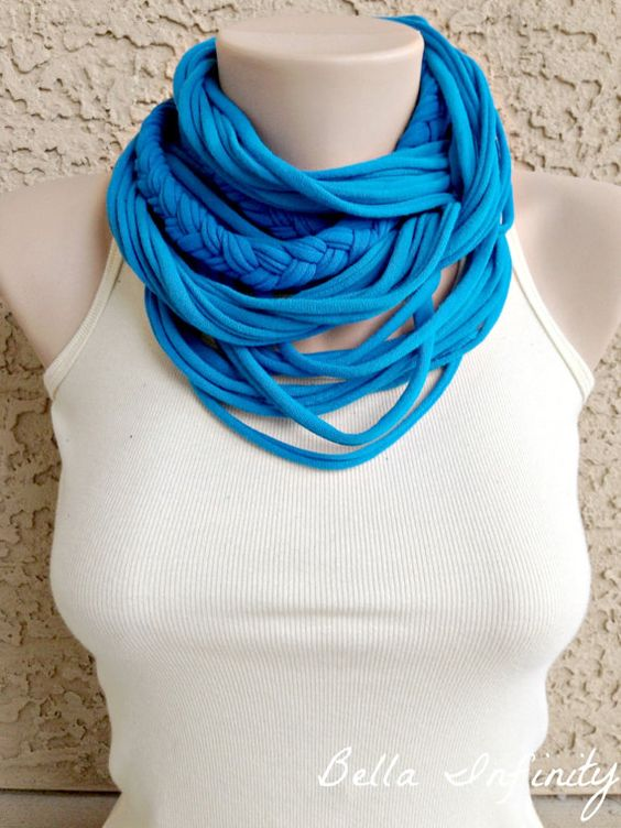 Bella Infinity Braided Wrap Scarf Bright by BellaInfinityScarves, $28.00 www.facebook.com/infinity0512