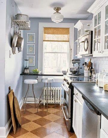 Cozinhas Pequenas!por Depósito Santa Mariah