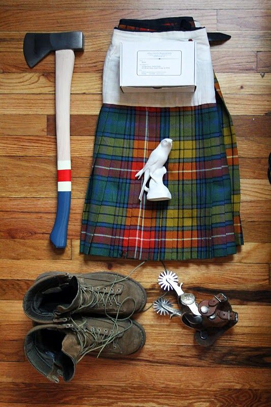 Scotland- i will prepare it for him, lol <3 i can't wait to see him wear it! <3