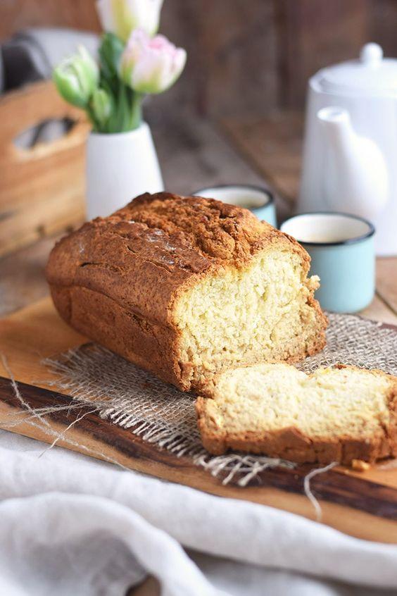 Buttermilchbrot - Buttermilk Soda Bread - Lieblingsnutellabrot | Das Knusperstübchen