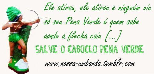 Okê Caboclo!