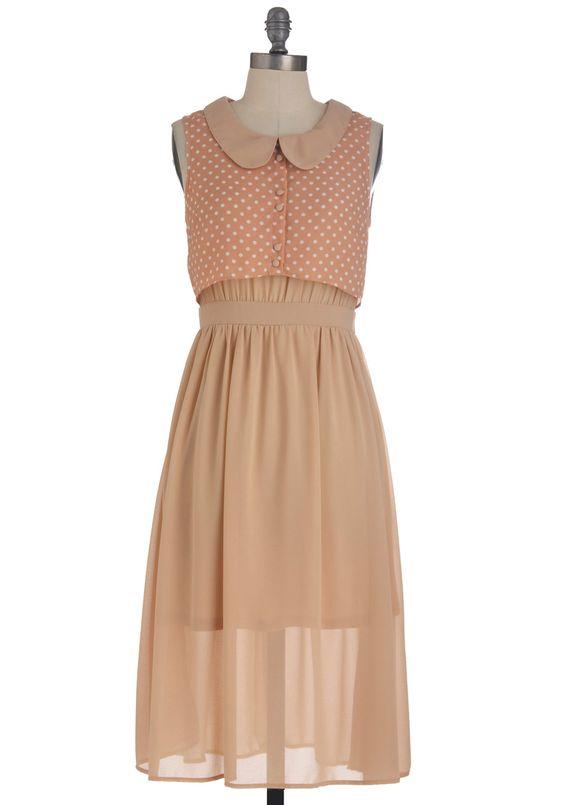 Number One Pan Dress   Mod Retro Vintage Dresses   ModCloth.com