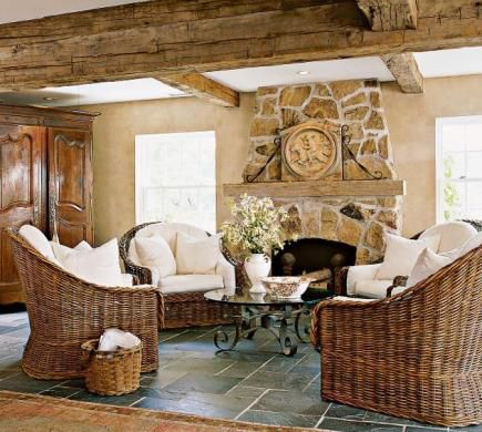 Ceilings Family Rooms Beams Wood Beams Casual Casual Family Rooms
