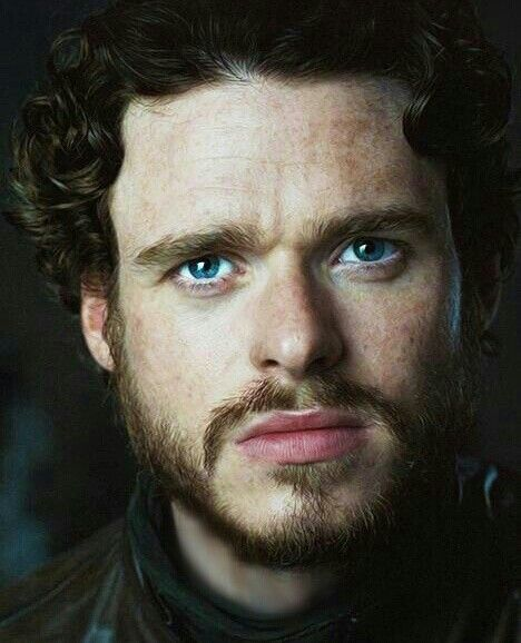 robb stark game of thrones game of thrones pinterest game of curls and the o 39 jays. Black Bedroom Furniture Sets. Home Design Ideas