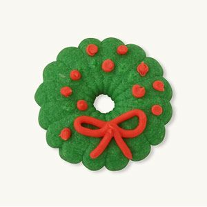 Low-Cal Christmas Cookies #recipe